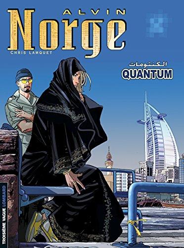9782803619986: Alvin Norge, tome 5 : Quantum