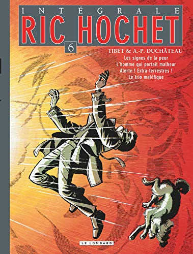 9782803620098: Int�grale Ric Hochet, tome 6
