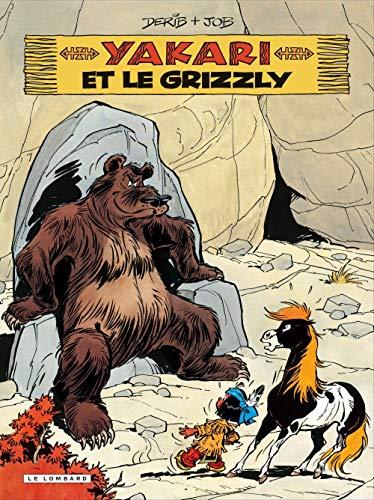 9782803620388: Yakari - tome 5 - Yakari et le grizzly