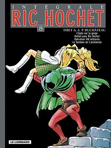 9782803620739: Intégrale Ric Hochet 08