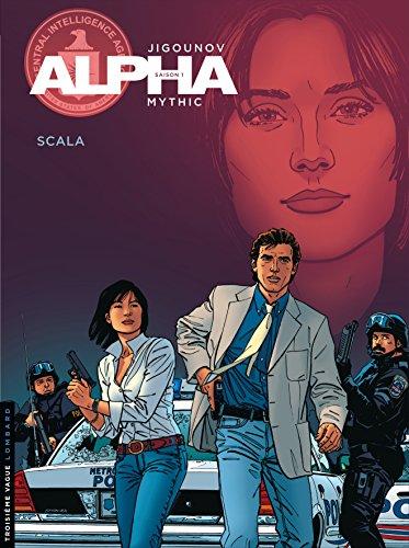 9782803620944: Alpha, tome 9 : Scala