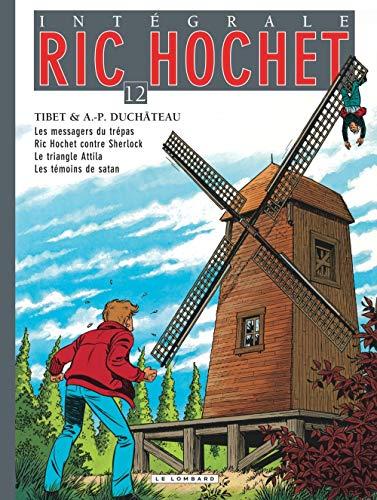 9782803621286: Ric Hochet - Intégrale - tome 12 - Ric Hochet - Intégrale