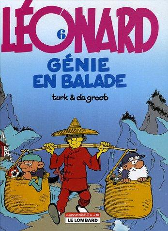 9782803621330: L�onard, tome 6 : G�nie en ballade