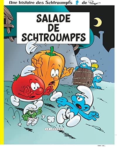 9782803621552: Les Schtroumpfs Lombard - tome 24 - Salade de Schtroumpfs