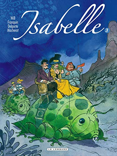 9782803621736: Isabelle Intégrale, Tome 3 (French Edition)
