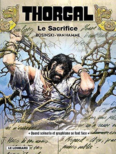 Thorgal t.29 ; le sacrifice: LOMBARD