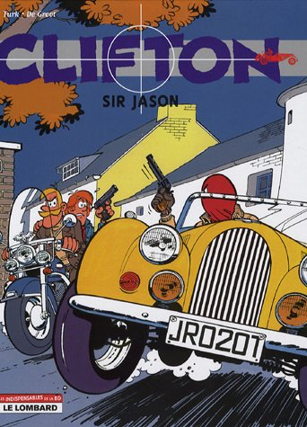 9782803622337: Clifton, Tome 7 : Sir Jason (Les Indispensables de la BD)