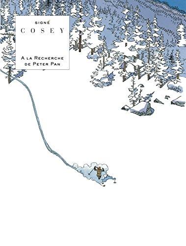 9782803622443: A la recherche de Peter Pan