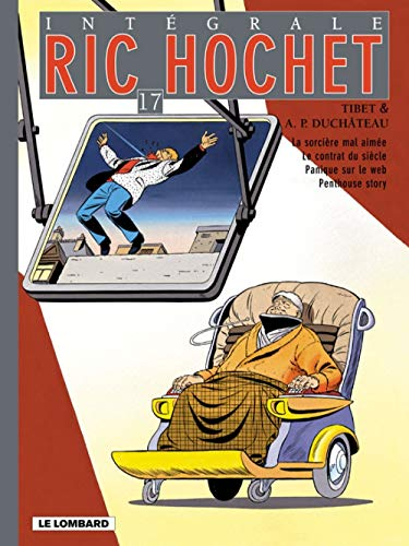9782803622894: Ric Hochet - Intégrale - tome 17 - Ric Hochet - Intégrale