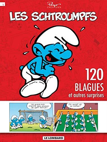 9782803623266: Schtroumpfs (120 Blagues) - tome 1 - 120 blagues et autres surprises T1