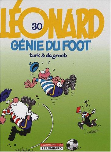 9782803623648: L�onard, Tome 30 : Le g�nie du foot