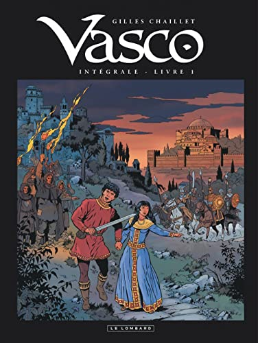 9782803625109: Vasco : Intégrale, Livre 1