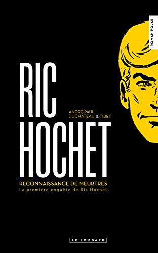 9782803626526: Ric Hochet
