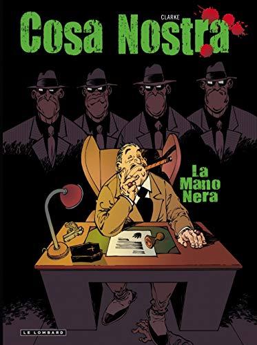 9782803626724: Cosa Nostra - tome 2 - La Mano Nera
