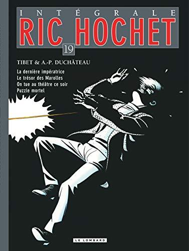 9782803626731: Ric Hochet - Intégrale - tome 19 - Ric Hochet - Intégrale
