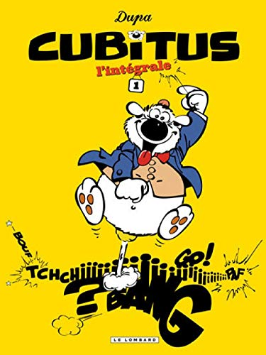 9782803627769: Cubitus Intégrale - tome 1 - Intégrale Cubitus