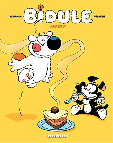 9782803628049: Bidule - tome 1 - Agazou!