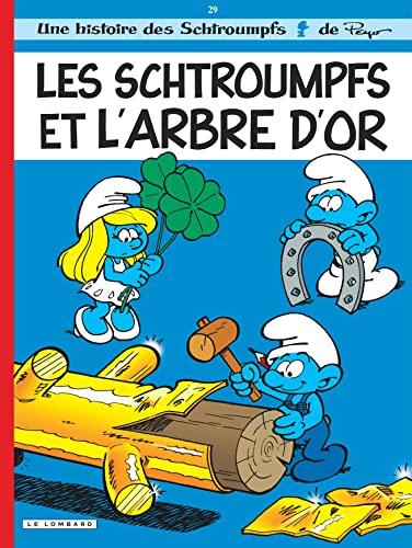 9782803628070: Les Schtroumpfs Lombard - tome 29 - Les Schtroumpfs et l'arbre d'or