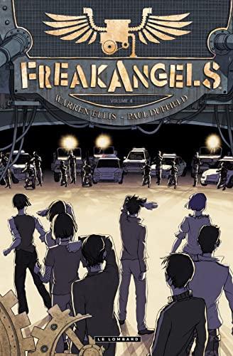 9782803628131: Freak Angels, Tome 4 :