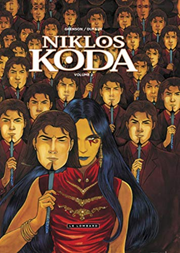 9782803628728: NIKLOS KODA MAGNUM - tome 2 - Magnum Niklos Koda tomes 4, 5, 6, 7