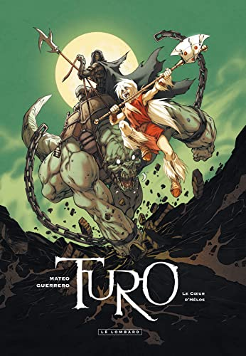 9782803628919: Turo - tome 2 - Le Coeur d'Helos