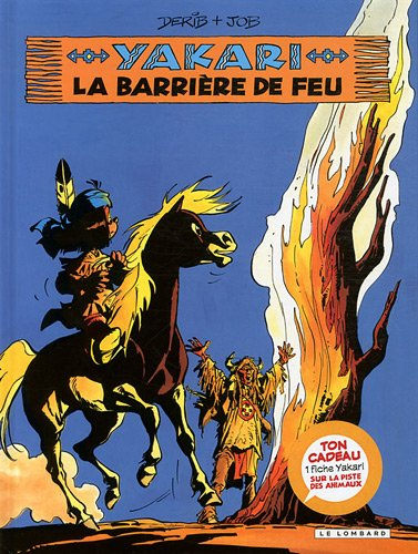 9782803629015: Yakari, Tome 19 (French Edition)