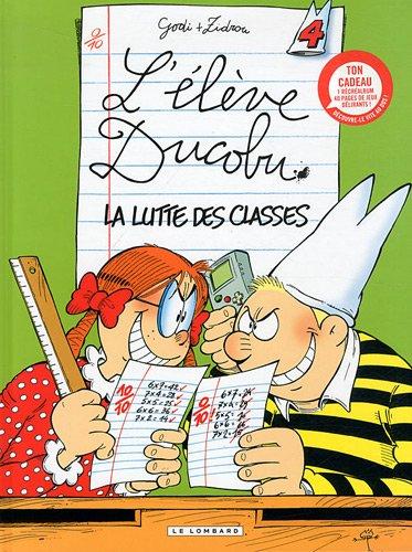 9782803629404: L'El�ve Ducobu - tome 4 - Lutte des classes (La) + livre jeux B