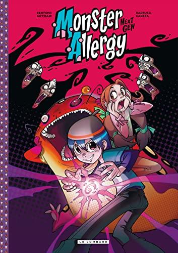 9782803629589: Monster Allergy Next Gen - tome 1 - Monster Allergy Next Gen (compil. des t. 21, 22 et 23)