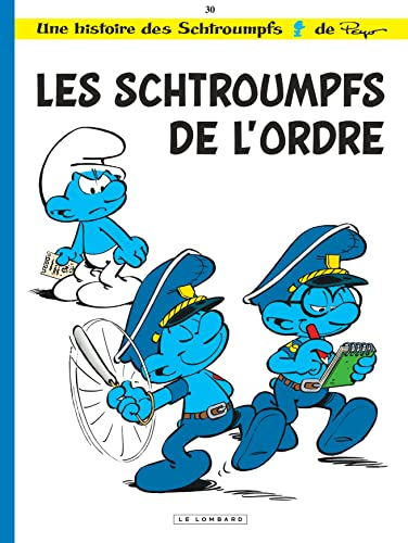 9782803630523: Les Schtroumpfs: Les Schtroumpfs De L'ordre (French Edition)