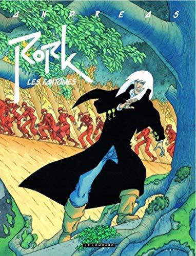 9782803630936: Rork - tome 0 - Les fant�mes