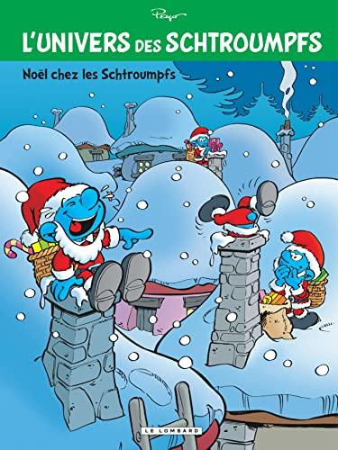 9782803631179: L'univers des Schtroumpfs, Tome 2 : Noël chez les schtroumpfs