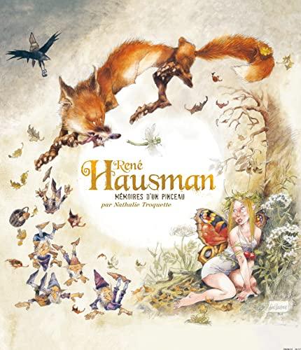 9782803631223: Monographie Hausman -  Les mémoires d'un pinceau - tome  - Monographie Hausman - Mémoires d'un pinceau
