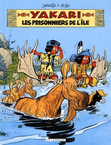 9782803631476: Yakari - tome 9 - Prisonniers de l'�le (Les)