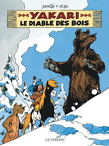 9782803631582: Yakari - tome 20 - Diable des bois (Le)