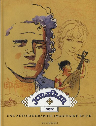 9782803631766: jonathan integrale jonathan, une autobiographie imaginaire en bd