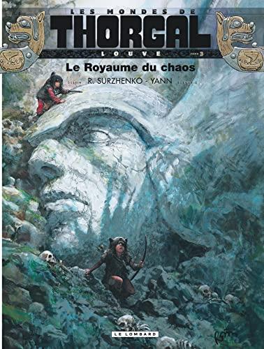 9782803631964: Louve - Tome 3 - Le Royaume du chaos