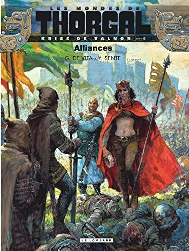 9782803632343: Les Mondes de Thorgal BD: Kriss de Valnor 4/Alliances