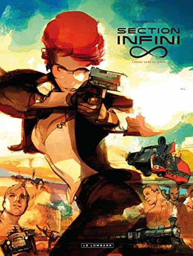 Section Infini Tome 1 - Perdu Dans