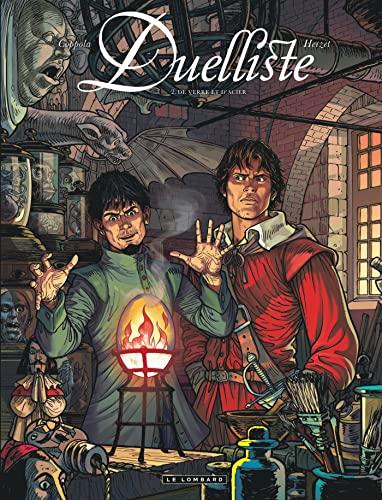 9782803632893: Duelliste - tome 2 - De Verre et d'acier