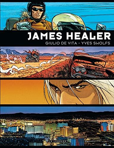 9782803633197: Intégrale James Healer - tome 0 - Intégrale James healer