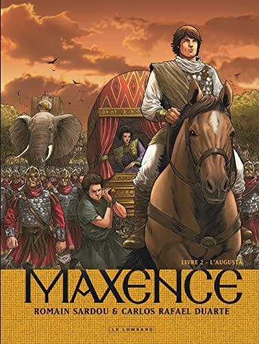Maxence - tome 2 - L'Augusta: Duarte, Kyko