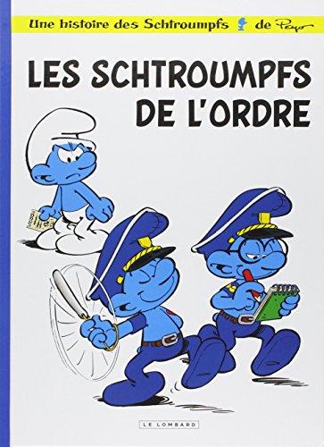 9782803636006: Les Schtroumpfs, tome 30 : Schtroumpfs de l'ordre