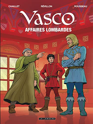 9782803672202: Vasco - tome 29 - Affaires lombardes