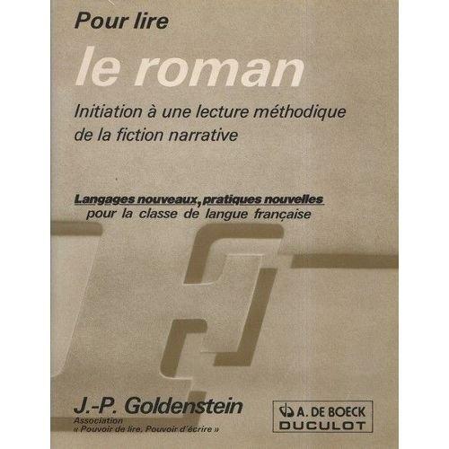 9782803701964: Pour Lire le Roman