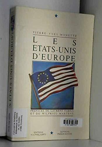 Les etats unis d'europe - Collectif