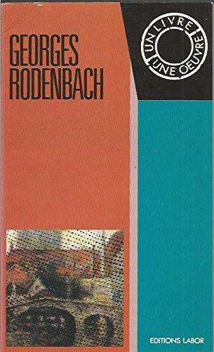 9782804002589: Georges Rodenbach: Bruges-la-Morte