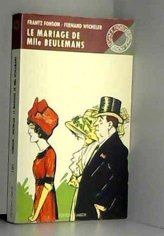 9782804006372: Le mariage de Mademoiselle Beulemans
