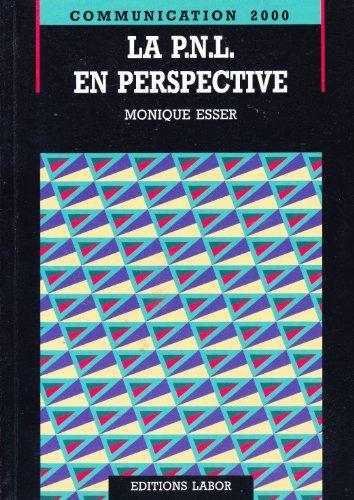 9782804008819: La PNL en perspective
