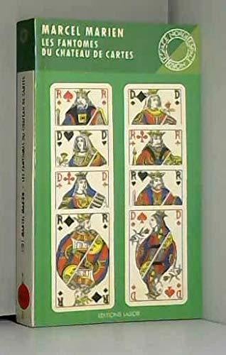 9782804009038: Les fantomes du chateau de cartes: Nouvelles (Espace nord) (French Edition)
