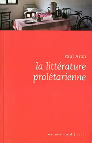 9782804022877: la litterature proletarienne
